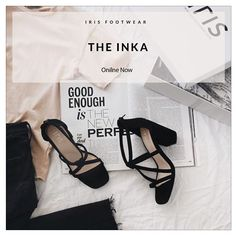 The INKA by @iris_footwear | Online now at One Honey Boutique 💭