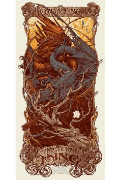 #LotR Return of the King - by Aaron Horkey