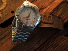 Iron Crow Rockin Vintage - Very Nice! Like new! Vintage Tag Heuer professional 200 meter granite faced watch , $449.00 (http://www.ironcrowvintage.com/products/very-nice-vintage-tag-heuer-professional-200-meter-granite-faced-watch.html)