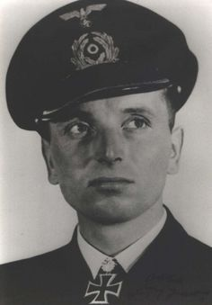 Otto Kretschmer was the most prolific U-boat commander, sinking 37 ships. He was captured by the Royal Navy in March 1941.