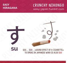 Crunchy Nihongo! - BASIC - EASY HIRAGANA Let's get to the basics~ ...