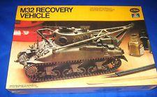 1980 Testors Italeri WWII M32 Recovery Vehicle for Tanks Model Kit-NEW-#778-1/35