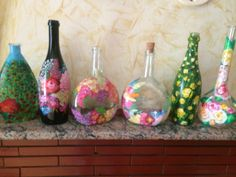 Le mie bottiglie