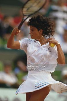 Steffi Graf, Sport Tennis, Play Tennis, Us Open, Giorgi Tennis, Tennis Photos, Tennis Players Female, Tennis Stars, Sports Clubs