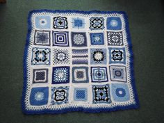 You know by now Ladies what you have to do 'please add note to your Square! Thank You to everyone who has sent Squares 5/7. Still more to come!!!! by MRS TWINS, via Flickr