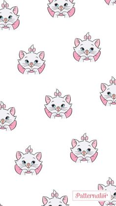 Background, pattern, and wallpaper image Wallpaper Cellphone, Disney Phone Wallpaper, Cat Wallpaper, Wallpaper Iphone Cute, Disney Magic, Marie Cat, Disney Cats, Cute Backgrounds, Cute Cartoon Wallpapers