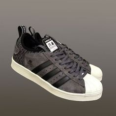 A Bathing APE@ x Neighborhood x adidas originals superstar 80s primeknit Boost