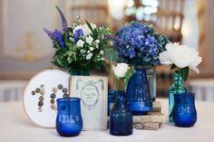 Mariage : Agathe & Darasy, un mariage en bleu - Pretty Wedding