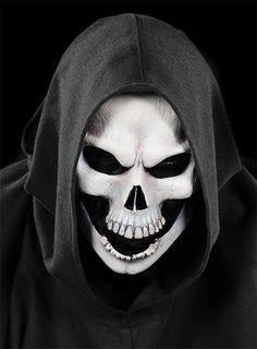 Grim Reaper Makeup Tutorial For Wallpaperall Cute766