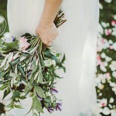Bukiet ślubny panny młodej