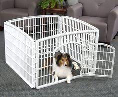Containment Pet Pen for Dogs $25.19 (amazon.com)