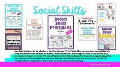 Educator's Guide to the Autism Classroom TpT Store Social Skills Autism, Autism Classroom, Classroom Setting, Classroom Management, Teacher Resources, Behavior, Language, Education, Math