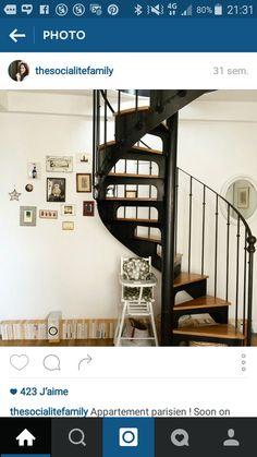 Escalier helidoicale