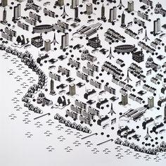 Stamp City: Città delle città