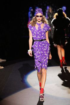 Love this cute Anna Sui combo