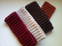 Ravelry: Ribbed Crochet Headband pattern by Michele Gaylor