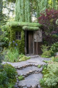 chelsea flower show.so beautiful Garden Show, Dream Garden, Landscape Design, Garden Design, Chelsea Garden, Moss Garden, Enchanted Garden, Garden Cottage, Garden Structures