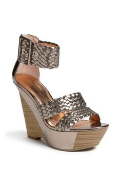 BCBGeneration 'Candiss' Woven Sandal available at #Nordstrom