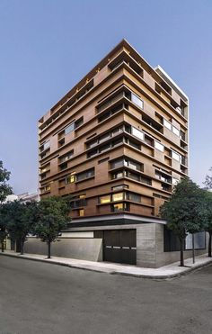 Ktenàs, buiding, inside out, polykatoikia, awards, greek architecture, contemporary, Greece, Athens, apartments, flats, design