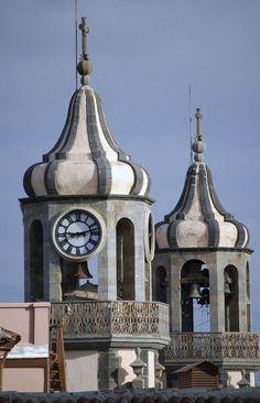 La Orotava, Tenerife, Spain  Such awesome architecture!