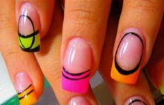 Ver diseños de uñas de manos, ver diseño uñas colores.   #uñasdecoradas #nails #uñasdemoda
