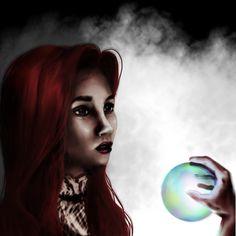witch by GoatyTheGrill.deviantart.com on @DeviantArt