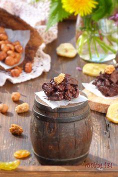 Рошави шоколадови бонбони