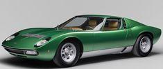 Oltre un anno di restauro per la vettura che fu esposta sullo stand Bertone a Ginevra 45 anni fa