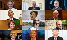 The Guardian picked their favorite #ClimateChange quotes from World leaders. Which is yours?