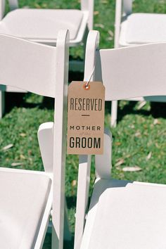 24 Clever & Funny Wedding Signs For Your Reception ❤ See more: http://www.weddingforward.com/clever-funny-wedding-signs/ #weddings #decorations