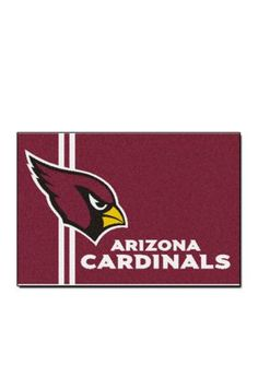 Fanmats  Nfl Arizona Cardinals Starter Mat - Nfl - Red - One Size