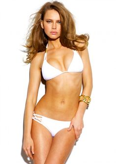 Sauvage Swimwear Spider Knotted Triangle Top and Spider Knotted Low Rise Brazilian at butterfliesandbikinis.com