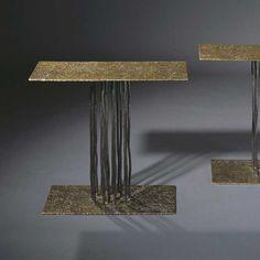 Iron, bronze 2006 H 19.75 x L 23.25 x W 9.5 in (50 x 59 x 24.5 cm)