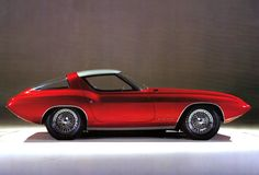 1964 Ford Cougar II Concept Car Side…..  http://forums.cardesignnews.com