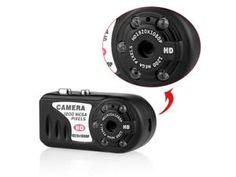Smallest HD Mini Camera Q5 Thumb DV DVR Camcorder Micro Camera Digital 720P DVR for Webcam Video Audio Recorder Drone