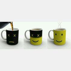 feel the coffee
