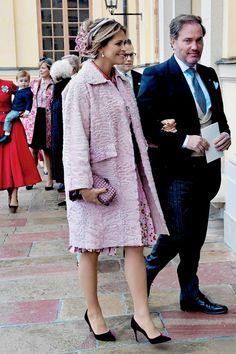 Princess Madeleine of Sweden and Christopher O'Neill.
