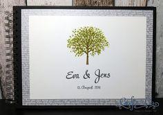 Crafts & Co.: Die Liebe ist das Band - Ein Gästebuch zur Hochzeit