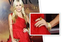 Tinsley Mortimer wore the Rue bracelets by lia sophia to the world premiere of the film War Horse in New York City.