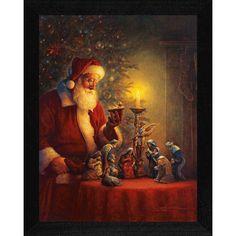 Artist: Greg OlsenTitle: Spirit of ChristmasProduct type: Framed Print