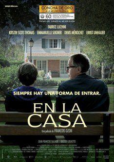 """Tráiler de """"En la casa"""". Información, sinópsis y ficha técnica de la película #movies #films #peliculas"""