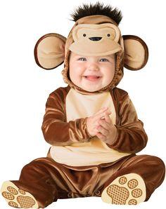 De leukste verkleedkleding voor baby's kunt u bestellen bij Vegaoo.nl! Bestel snel dit aap pakje voor baby's tegen de beste prijs