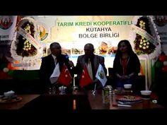 Tarım Fuarında Tarım Kredi Kooperatifi Kütahya Bölge Birliği Stantındayız