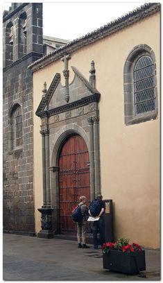 Sta Cruz de Tenerife Iglesia y Hospital de N.S.de los Dolores (siglo XVIII)