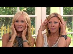 Anti-aging tips with Sophie Uliano and Kym Douglas - YouTube