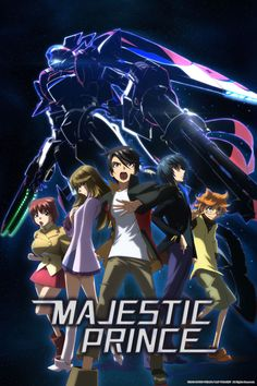 Majestic Prince ~~ Enjoyed it at first, now I'm waiting for it to get epic again. Methinks it suffered from midpoint malaise.