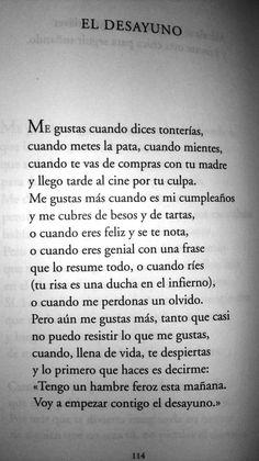 """solounapaginamas: """"Luis Alberto de Cuenca. """" Es mi poema favorito, no esperaba encontrarlo por aquí. Único."""