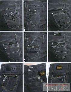 0101 Patterned Jeans, Colored Jeans, Jeans Pocket, Jean Outfits, Street Wear, Menswear, Mens Fashion, Denim, Pants