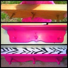 pink and black zebra bedroom for girls   Images Of Lexie S Hot Pink And Black Zebra Bedroom Girls Room Designs ...