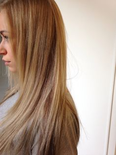 Lowlights for blonde hair